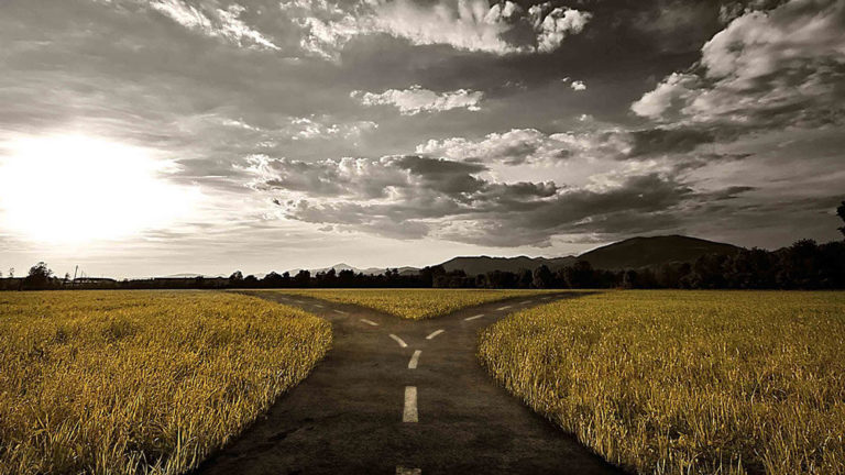 You Get To Choose Your Path
