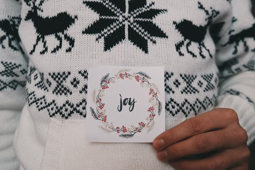 The Christmas Jumper