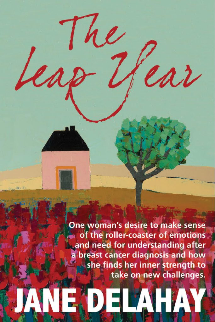 The Leap Year - Author Jane Delahay