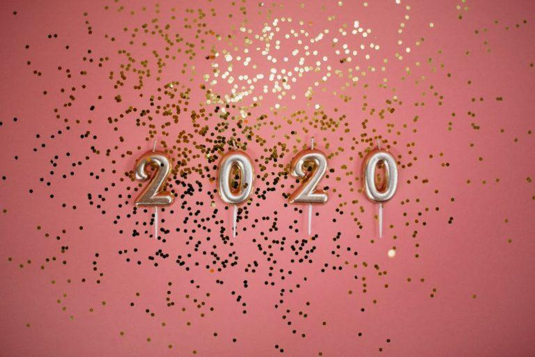 Goodbye 2019 and hello 2020!